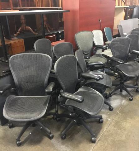 Aeron Chairs